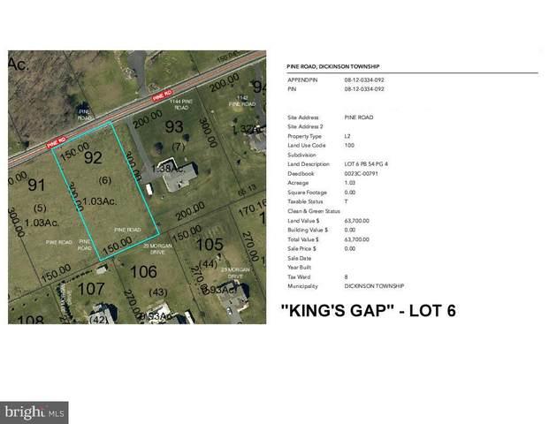 Pine Road Lot 6, CARLISLE, PA 17015 (#PACB133296) :: The Jim Powers Team