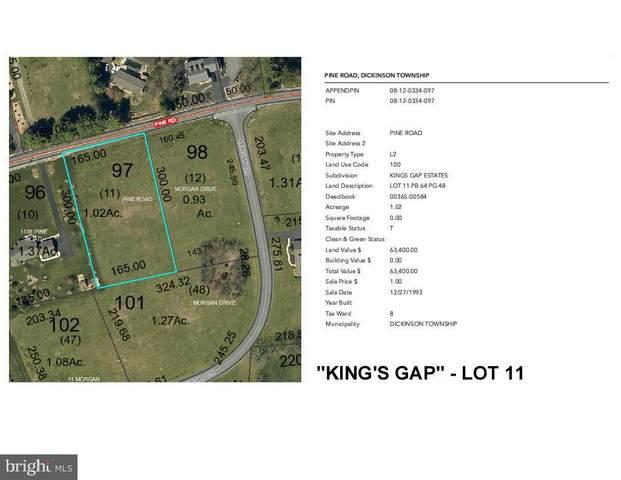 Pine Road Lot 11, CARLISLE, PA 17015 (#PACB133298) :: The Jim Powers Team