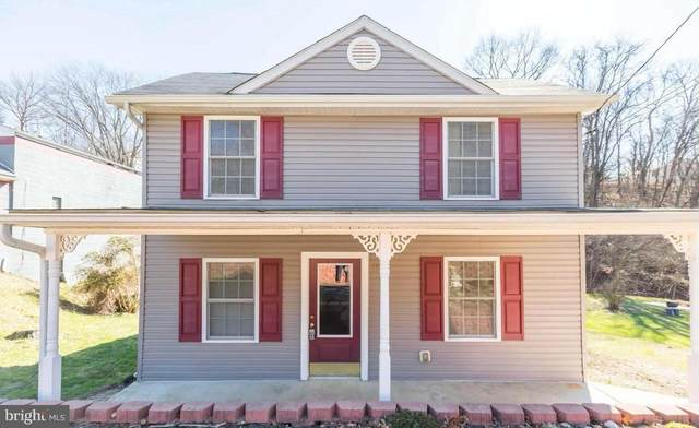 510 Petersville Road, BRUNSWICK, MD 21716 (#MDFR279800) :: Network Realty Group