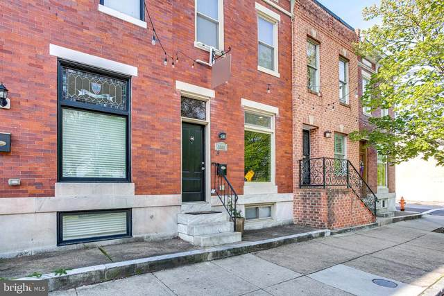 3005 Eastern Avenue, BALTIMORE, MD 21224 (#MDBA544844) :: Speicher Group of Long & Foster Real Estate