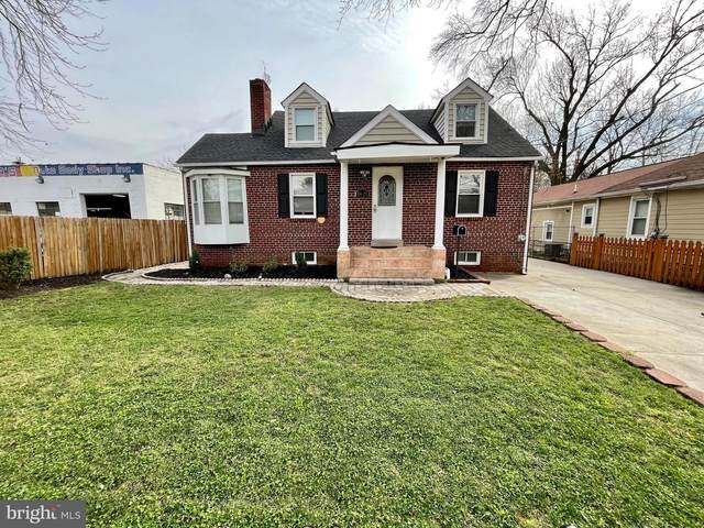 5423 Powhatan Street, RIVERDALE, MD 20737 (#MDPG601330) :: The Riffle Group of Keller Williams Select Realtors