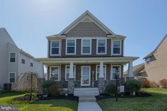 215 Basil Street, MARIETTA, PA 17547 (#PALA179402) :: Linda Dale Real Estate Experts