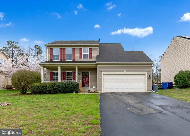 416 Montana Trail, BROWNS MILLS, NJ 08015 (#NJBL394196) :: The Mike Coleman Team
