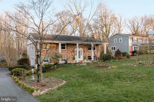 6217 Oak Hill Drive, SYKESVILLE, MD 21784 (#MDCR203404) :: Crossman & Co. Real Estate