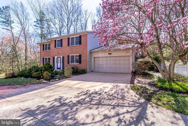 10153 Tapestry Court, FAIRFAX, VA 22032 (#VAFX1189502) :: AJ Team Realty