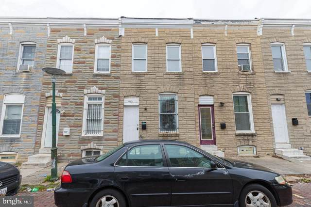 412 N Belnord Avenue, BALTIMORE, MD 21224 (#MDBA544858) :: Colgan Real Estate