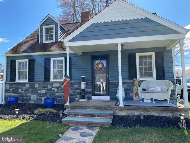 335 Hillcrest Avenue, MORRISVILLE, PA 19067 (#PABU523408) :: Jason Freeby Group at Keller Williams Real Estate