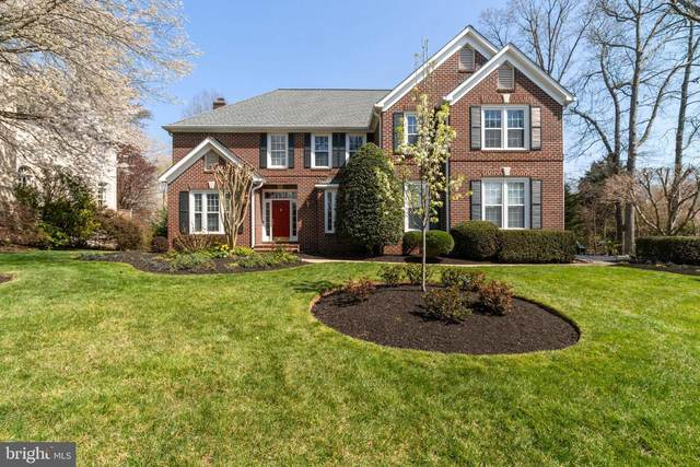 8079 Birnham Wood Court, GAINESVILLE, VA 20155 (#VAPW518262) :: The Miller Team
