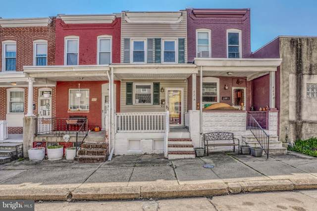 421 Fawcett Street, BALTIMORE, MD 21211 (#MDBA544870) :: Shawn Little Team of Garceau Realty