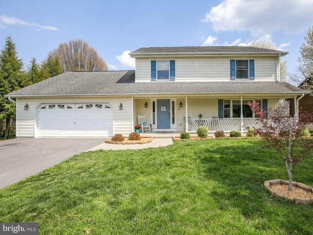 128 Mill Race Drive, WINCHESTER, VA 22602 (#VAFV163008) :: Network Realty Group