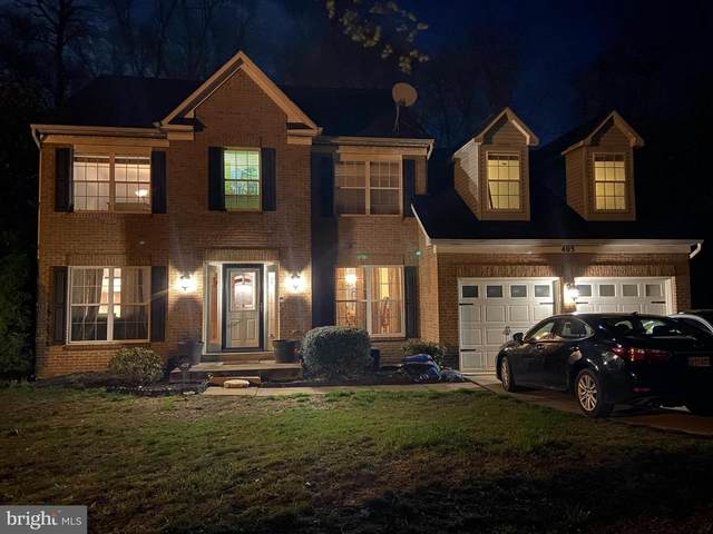 405 Bonhill Drive, FORT WASHINGTON, MD 20744 (#MDPG601350) :: Realty One Group Performance