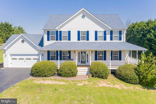 8021 Niagara Court, OWINGS, MD 20736 (#MDCA181894) :: Realty One Group Performance