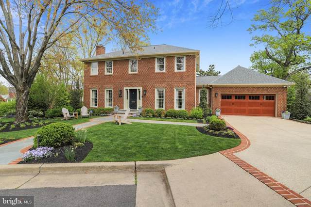1200 Stonnell Place, ALEXANDRIA, VA 22302 (#VAAX257796) :: Major Key Realty LLC