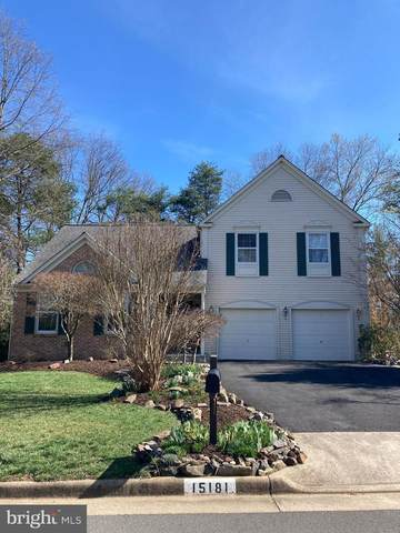 15181 Wetherburn Drive, CENTREVILLE, VA 20120 (#VAFX1189548) :: Berkshire Hathaway HomeServices McNelis Group Properties