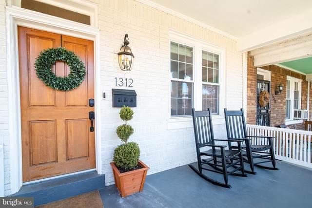 1312 Queen Street NE, WASHINGTON, DC 20002 (#DCDC514292) :: Colgan Real Estate