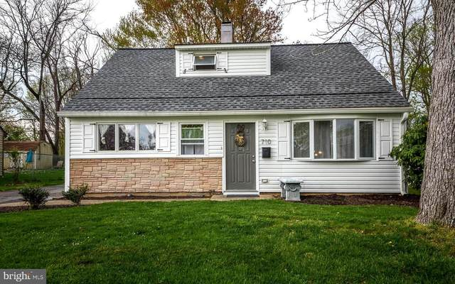 710 Ashdale Road, MORRISVILLE, PA 19067 (#PABU523432) :: Better Homes Realty Signature Properties