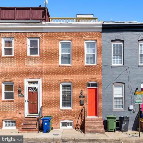 844 Mangold Street, BALTIMORE, MD 21230 (#MDBA544892) :: Colgan Real Estate
