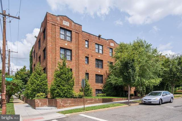 400 Evarts Street NE #305, WASHINGTON, DC 20017 (#DCDC514300) :: Bob Lucido Team of Keller Williams Lucido Agency