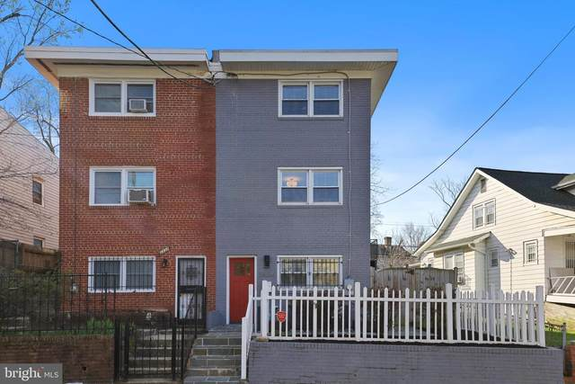 3336 Brothers Place SE, WASHINGTON, DC 20032 (#DCDC514304) :: Advance Realty Bel Air, Inc