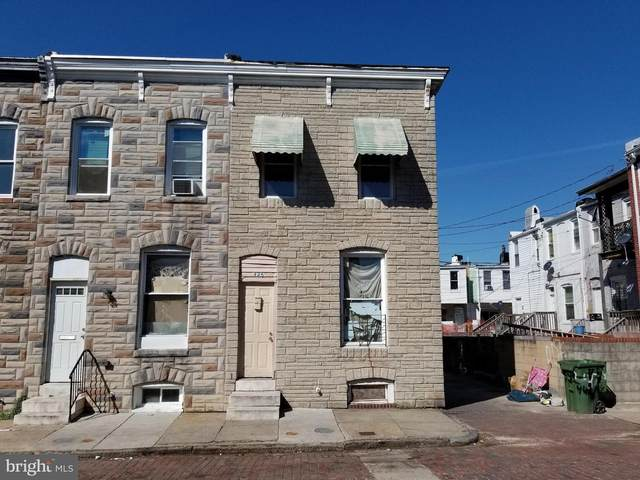 426 N Belnord Avenue, BALTIMORE, MD 21224 (MLS #MDBA544898) :: Maryland Shore Living | Benson & Mangold Real Estate