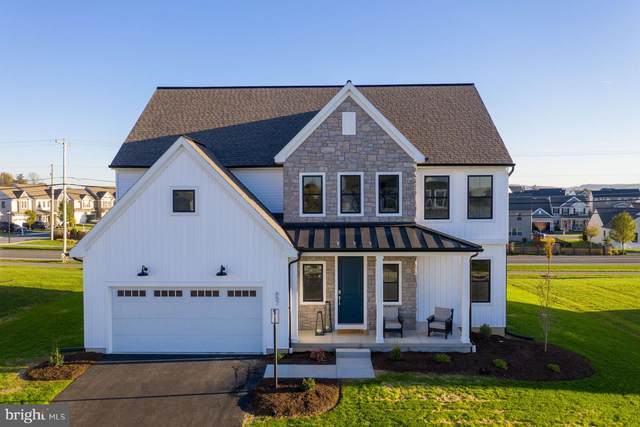 520 Fieldstone Drive, ANNVILLE, PA 17003 (#PALN118488) :: Iron Valley Real Estate