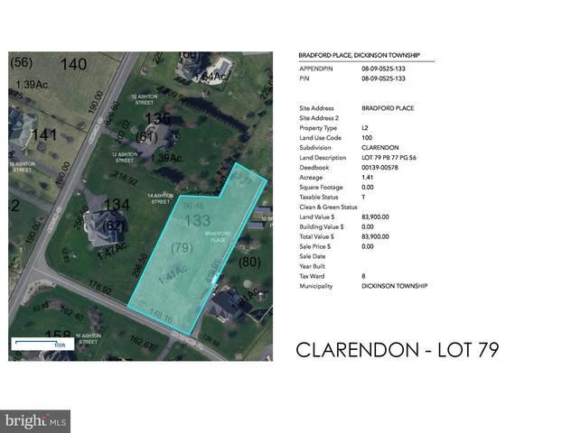 Bradford Place Lot 79, CARLISLE, PA 17015 (#PACB133328) :: TeamPete Realty Services, Inc