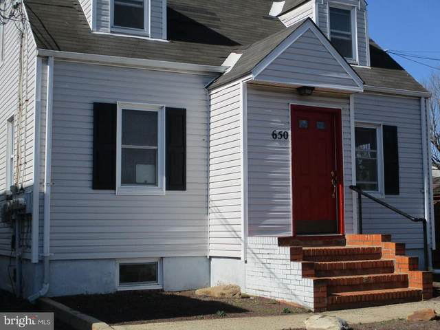 650 W Bridge Street, MORRISVILLE, PA 19067 (#PABU523454) :: Shamrock Realty Group, Inc
