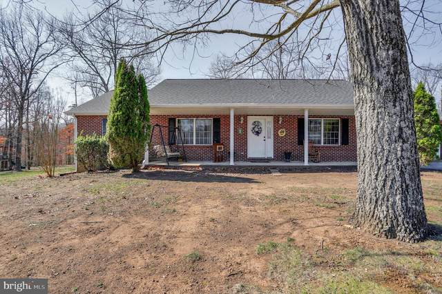 238 Goose Run Court, INWOOD, WV 25428 (#WVBE184718) :: Advance Realty Bel Air, Inc