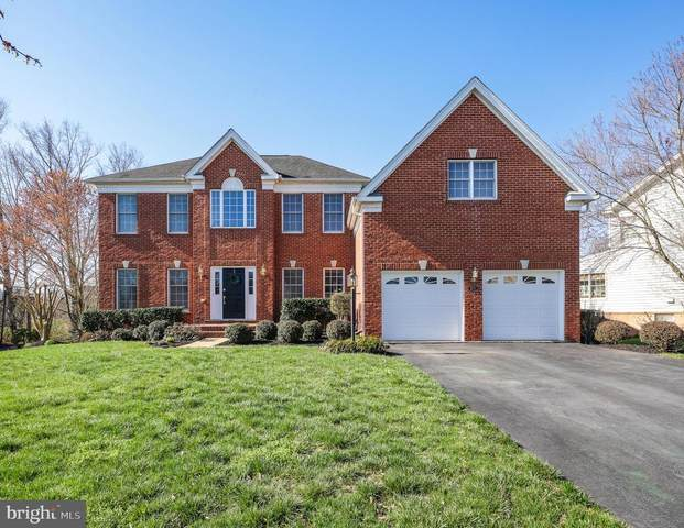 15777 Parkers Ford Court, HAYMARKET, VA 20169 (#VAPW518302) :: Realty One Group Performance