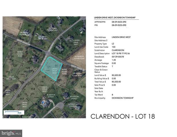 W Linden Drive Lot 18, CARLISLE, PA 17015 (#PACB133342) :: TeamPete Realty Services, Inc