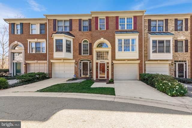 9807 Tiffany Hill Court #65, BETHESDA, MD 20814 (#MDMC750502) :: Corner House Realty