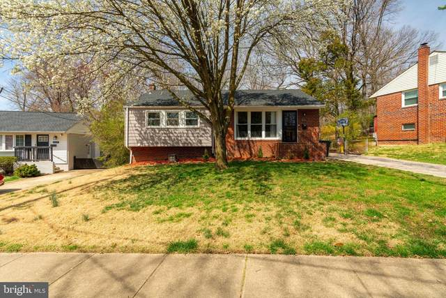 8216 Quentin Street, NEW CARROLLTON, MD 20784 (#MDPG601396) :: The MD Home Team