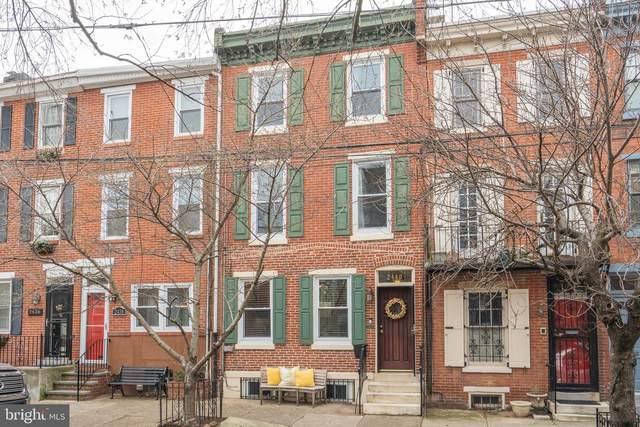2440 Aspen Street, PHILADELPHIA, PA 19130 (#PAPH1001034) :: Linda Dale Real Estate Experts