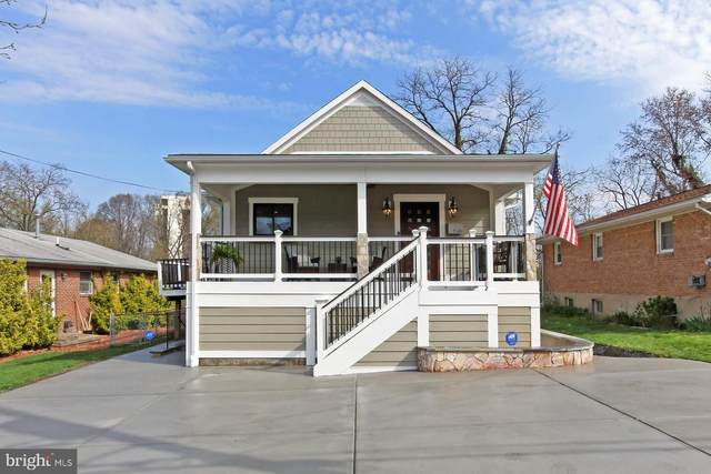 1549 11TH Street S, ARLINGTON, VA 22204 (#VAAR178726) :: Dart Homes