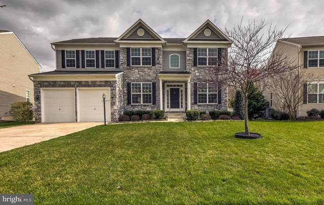 713 Blackhorse Trail, SEVERN, MD 21144 (#MDAA463290) :: The Riffle Group of Keller Williams Select Realtors