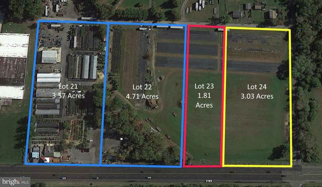 214 Route 73 - Lots 21 And 22, HAMMONTON, NJ 08037 (#NJCD416186) :: Murray & Co. Real Estate