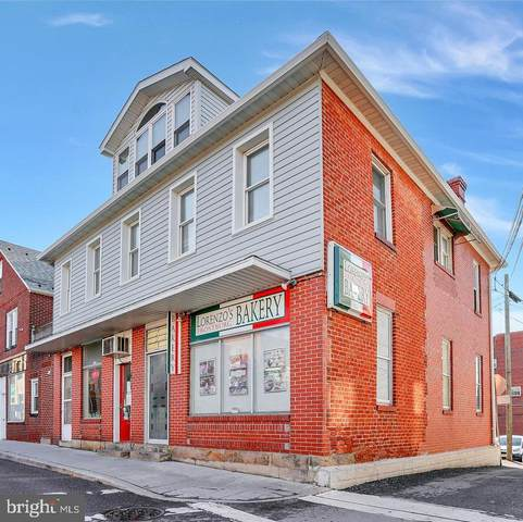 8 S Broadway Street, FROSTBURG, MD 21532 (#MDAL136534) :: The Miller Team