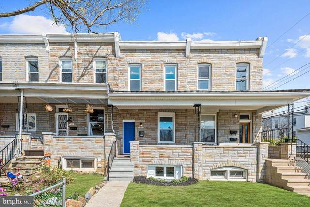 3803 Conduit Avenue, BALTIMORE, MD 21211 (#MDBA544974) :: Network Realty Group