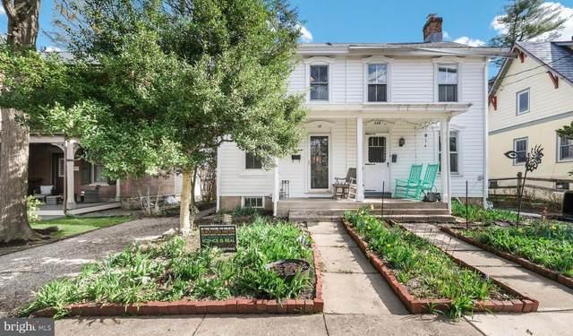 117 Cottage Street, DOYLESTOWN, PA 18901 (#PABU523496) :: Linda Dale Real Estate Experts
