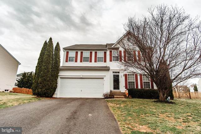 740 Holly Crest Drive, CULPEPER, VA 22701 (#VACU144088) :: Realty One Group Performance