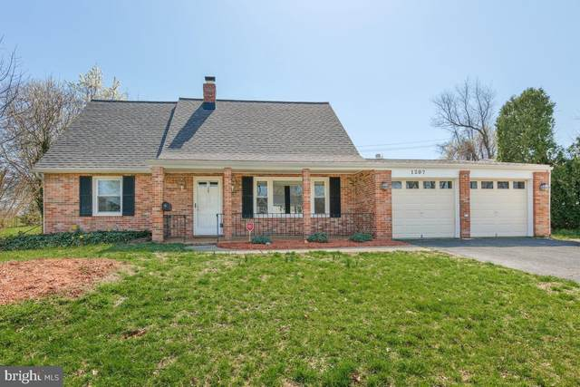 1207 Pensive Lane, BOWIE, MD 20716 (#MDPG601444) :: The MD Home Team