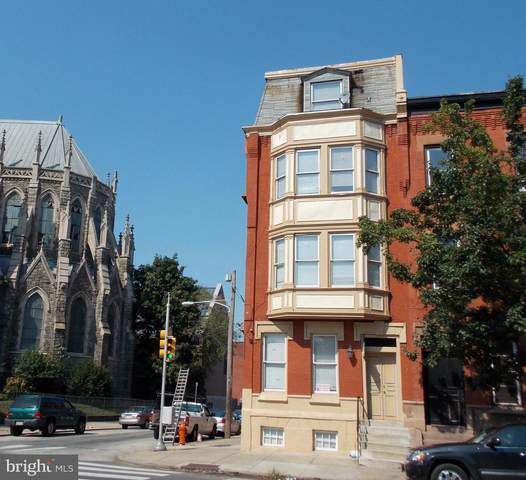 1745 W Diamond Street, PHILADELPHIA, PA 19121 (#PAPH1001128) :: RE/MAX Main Line