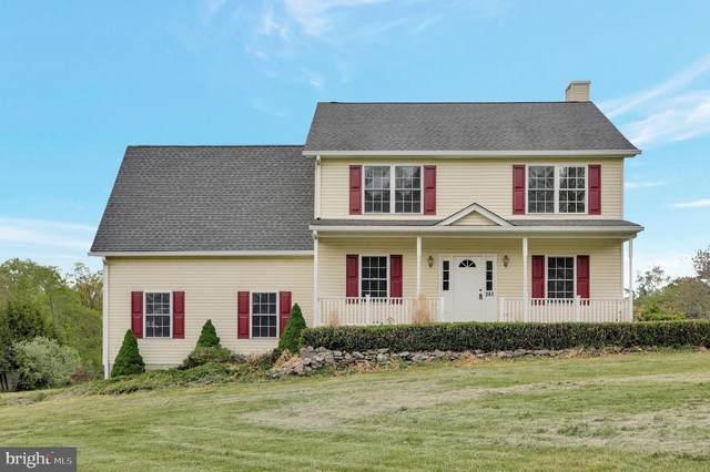 261 Fairview Road, GORE, VA 22637 (#VAFV163038) :: Jim Bass Group of Real Estate Teams, LLC