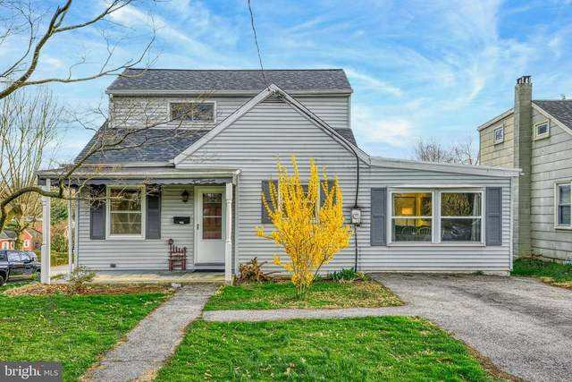 1514 Manor Street, COLUMBIA, PA 17512 (#PALA179476) :: Realty ONE Group Unlimited