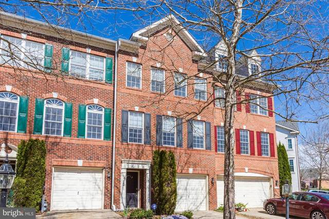 11044 Birchtree Lane #26, LAUREL, MD 20723 (#MDHW292246) :: Integrity Home Team