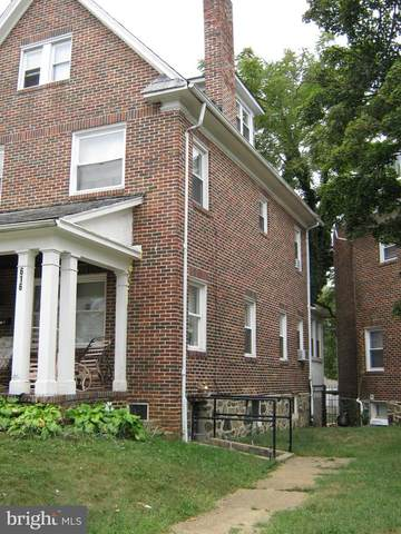 616 N Woodington Road, BALTIMORE, MD 21229 (#MDBA544998) :: ExecuHome Realty
