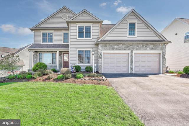 119 Jacobs Creek Drive, HERSHEY, PA 17033 (#PADA131636) :: The Joy Daniels Real Estate Group