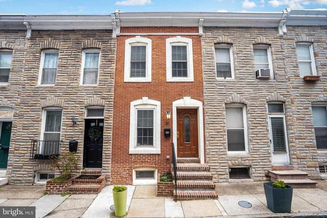 19 N Belnord Avenue, BALTIMORE, MD 21224 (#MDBA545006) :: Berkshire Hathaway HomeServices McNelis Group Properties
