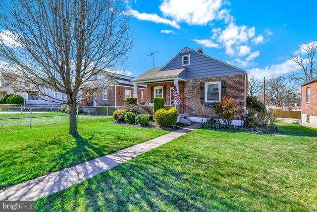7702 Old Harford Road, PARKVILLE, MD 21234 (#MDBC523854) :: Network Realty Group