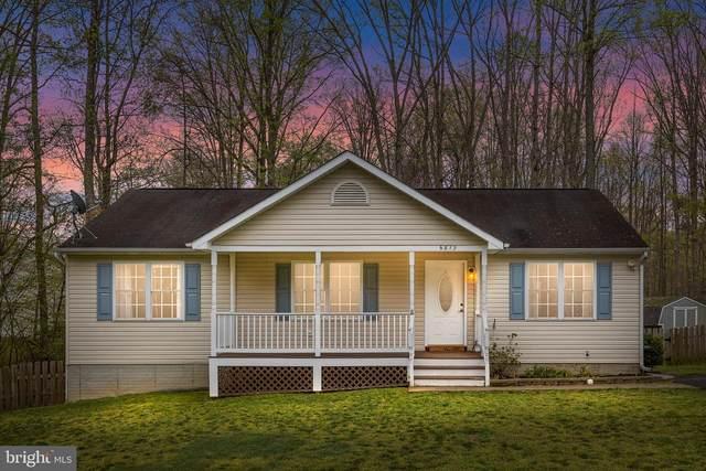 6812 Silverbrook Drive, SPOTSYLVANIA, VA 22553 (#VASP230016) :: Crossman & Co. Real Estate